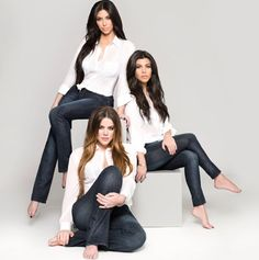 I don't care what anyone says, I love the Kardashians! :-)