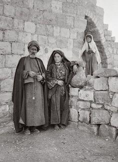Ramallah, Palestine 1920s
