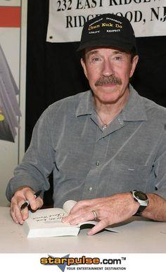 Chuck Norris - My Anti-mimesis... Walker Texas Ranger...pfffft...It should be...Texas Ranger with a walker.