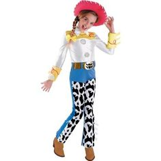 Disfraz Niñas Jessie La Vaquerita Toy Story - $ 950.00 en MercadoLibre