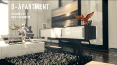 D Apartment - Odin Architects (Lumion 6)