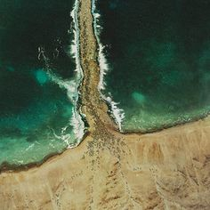 """Previous Pinner said: """"Technology now allows events which may or may not have happened to be visualized and made to appear dramatically real. As a method of representation satellite photography is so trusted, it has been interesting to mess with that trust.""""- James Dive, God's Eye View - The Glue Society ::"""