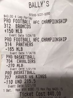 Numerology sports picks NFL playoffs payout, made 10 times their bet