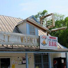 The South's 20 Best BBQ Joints   Scott's Bar-B-Que, Hemingway, SC