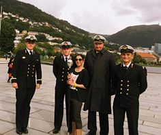 When a mysterious force of Luck strived me in Bergen