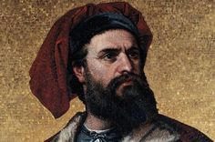 One of the great travellers, Marco Polo
