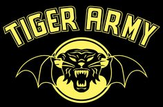 Tiger Army-And so another journey has come to an end...Another moment passed that will not, will not, come again♬♫♪
