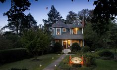 A Victorian B&B in the Historic Montford District