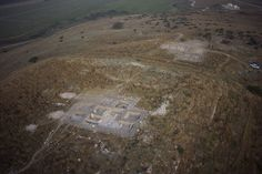 Canaanite cult site offers up its treasures after 3,300 years | The Times of IsraelOCTOBER 20, 2014 4:30 PM An aerial view of Tel Burna, a Canaanite and Israelite site near modern day Kiryat Gat. (photo courtesy Skyview) Canaanite cult site offers up its treasures after 3,300 years Tel Burna excavation in central Israel reveals ceramic masks that could mark shrine to storm god Ba'al   Read more: Biblical archaeology | Topics | The Times of Israel…