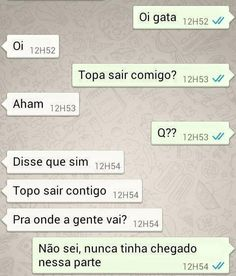 Prints do Whatsapp