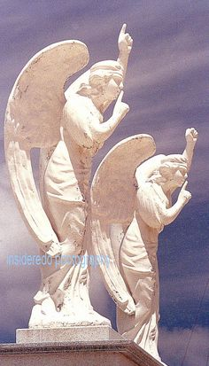 Whispering Angels photograph print
