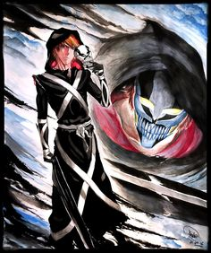 Ichigo has been a key individual within the Bleach world, able to use all different powers from being a human who can see ghosts, gaining Shinigami abilities, transforming and developing his own Ho...
