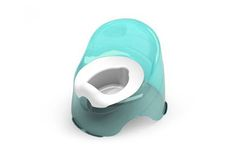 About to start the #pottytraining process? Check out our Lil' Loo. It's a practical, yet stylish + comfortable potty. #parenting