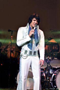 Las Vegas August 1974 Source Elvis Pictures FB
