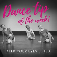 When you're in the studio training, remember to keep your eyes off the floor! This will help you improve your posture, enhance your spot, and encourage full performance quality, even in class. These are all things you'll need next time you take the stage! 👯‍♀️ #dancetip #dancetraining #tipoftheweek #dance #boppa #theboppaexperience #whereyoudancejourneybegins Dance Training, Dance Tips, Eye Lift, Improve Yourself, Stage, Encouragement, Floor, Eyes, Studio