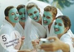 Wedding season is here! Whether you're the bride-to-be, the MOH (Maid of Honor) or a bridesmaid, a daily pre-wedding beauty routine must be developed before the big day. #beauty #preweddingbeautytips #bridesmaids #maidofhonor #brides