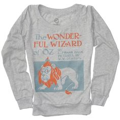 This site is really cool - sells book cover shirts and sweatshirts, and donates books to communities in need.