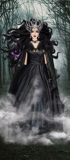 Fantasy Witch, Witches, Fairies, Queens, Angels, Darth Vader, Glamour, Magic, Dark