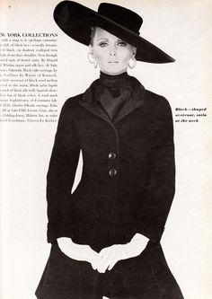 Junior Sophisticates  Photographed by Penati  Vogue US - September 1, 1967