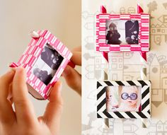 Make a mini viewer by Bloesem kids, Irene Hoots