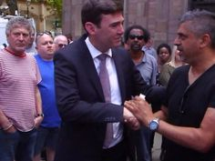 WATCH:  Hugs, tears and applause when proud British Muslim meets Manchester mayor The man said the mayor's words of inclusiveness gave him the courage to go on.  ------------------------------ #news #buzzvero #events #lastminute #reuters #cnn #abcnews #bbc #foxnews #localnews #nationalnews #worldnews #новости #newspaper #noticias