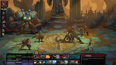 Battle Chasers Nightwar Kickstarter!!! - Polycount Forum
