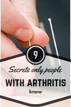 What's the best remedy for easing arthritis aches and pain? We've done some digging and came up with 9 tried-and-true hacks from peers and practitioners who've dealt with arthritis discomfort — and worse — day in and day out. Here's what they had to say. #arthritis #everydayhealth | everydayhealth.com