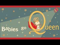 Babies go Queen. Full album. Queen para bebés - YouTube