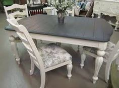 Image result for slate gray dining room table