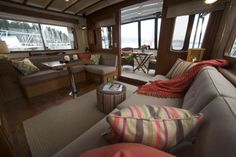 We all love a good makeover story, especially when the final results are both beautiful and functional. If you are considering a marine makeover, start now so your boat is ready to be enjoyed on the...