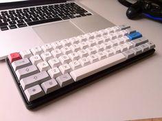 Graphite Keycaps