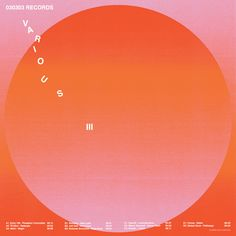030303 Records – Merijn Hos – Hugo & Marie, NYC