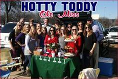 I tailgated here once when I lived in Atlanta. One of the most fun weekends I ever had. I would love to be like the old Southern ladies that I tailgated with.