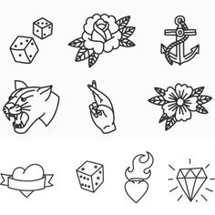 free old school tattoos vectors download free vector art