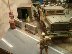 'Fallen Armor' Junkyard Diorama - Armchair General and HistoryNet >> The Best Forums in History