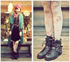 Will I survive? (by Crystii Lin) http://lookbook.nu/look/4372964-Will-I-survive