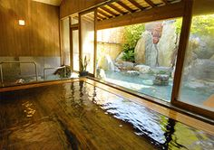 温泉 |【公式】 星野リゾート 界 伊東 Calistoga Hotels, Pond Tubs, Japanese Hot Springs, Japan Country, Japanese Bath, Spring Spa, Outdoor Baths, Backyard Patio Designs, Small Pools
