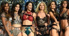 Victoria Secret Fashion Show 2016: The Most Gorgeous Looks