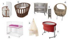 Op zoek naar een wiegje voor op de babykamer of naast je bed? Lees hier meer over een aantal bijzonder wiegjes. Leander, Celine, Bloom Alma, MiniGuum etc.