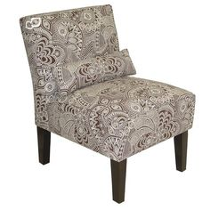 I pinned this Casablanca Accent Chair from the Skyline event at Joss and Main!