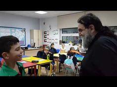 21/11/2019, π. Ευάγγελος Παπανικολάου. Ομιλία στα παιδιά του Ελληνικού σχολείου στο Ντουμπάι. - YouTube Youtube, Blog, Fictional Characters, Blogging, Fantasy Characters, Youtubers, Youtube Movies