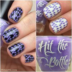 """Image of 'I lilac it like that"""" stamping polish"""
