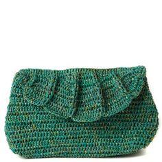 Crocheted bag #crochet #bag #crochetbag #gehaakte #tas #haken