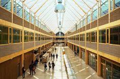 Gallery - Lycée International Nelson Mandela / François Leclercq et Associés - 8