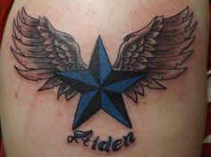 Nautical Star Tattoo by BJC