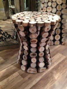 """Perfectly Imperfect at Market--isn't this """"table"""" fantastic?"""
