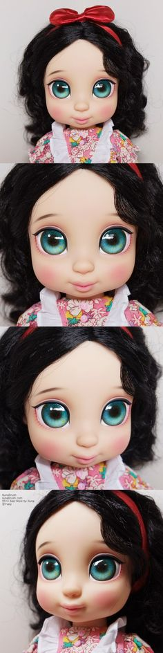 Disney Animator's Collection Dolls Snow White reimagined.