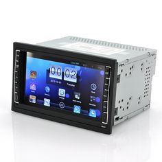 Droid-Driver - 7 Inch 2 DIN Car Android Media Player (1024x600, GPS, Wi-Fi, 3G, Bluetooth)