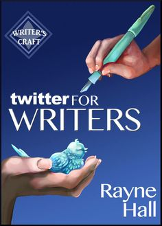 #Twitter for #Writers By Rayne Hall -   Rayne Hall has one of the best platforms any writer has on Twitter – with over 50,000 genuine, engaged followers who enjoy her tweets and buy her books. Here she shares practical advice, fun ideas, step-by-strategies for success – and even the embarrassing mistakes she made.   This book is a great help to any writer who wants to use Twitter as a professional tool without wasting precious writing time.