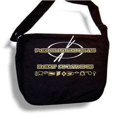 Percussion Percussionists Beat Anything - MusicaliTee Sheet Music & Accessory Messenger Bag Carry Case - Gold null http://www.amazon.co.uk/dp/B004WK6XVY/ref=cm_sw_r_pi_dp_ayrLvb111JH3H